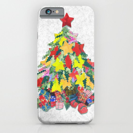 Santa's Work is Done iPhone & iPod Case