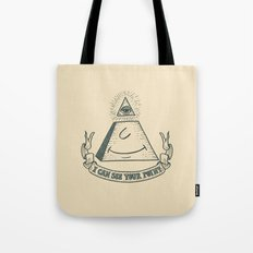 Eye of Compliance Tote Bag