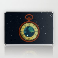 Cosmic Pocket Watch Laptop & iPad Skin