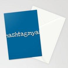 #hashtagmyass Stationery Cards