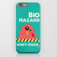 Germusu Biohazard Sign iPhone 6 Slim Case