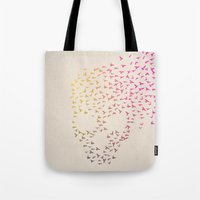 The End Of The World II Tote Bag