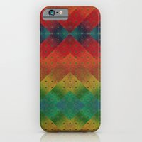iPhone & iPod Case featuring Color Transition Pattern by Klara Acel