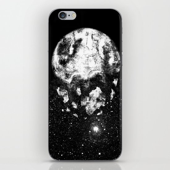 The Moon Is Down iPhone & iPod Skin