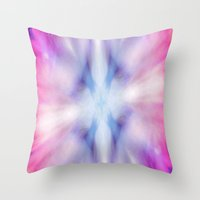 Altered Perceptions 2 Throw Pillow
