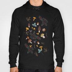 Dark Wild Forest Mushroo… Hoody