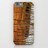 Tangerine Forest iPhone 6 Slim Case
