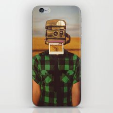 I See What You See iPhone & iPod Skin