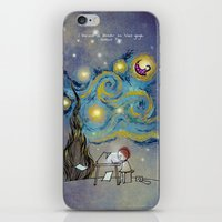 Unposted Letter -4 iPhone & iPod Skin