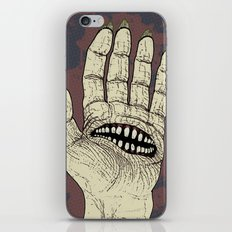 Hungry Hand iPhone & iPod Skin