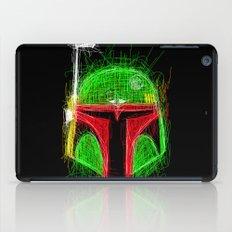 Sketchy Boba iPad Case