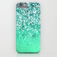 iPhone Cases featuring Silver II by Rain Carnival