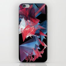 Facet 2 iPhone & iPod Skin