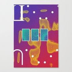 Contagion Canvas Print