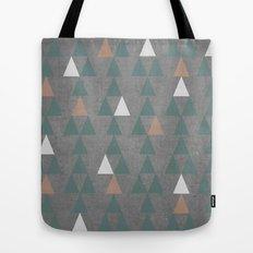 Concrete & Pattern Tote Bag