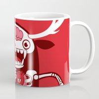 All monsters are the same! Mug