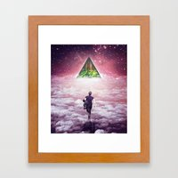 Towards Framed Art Print