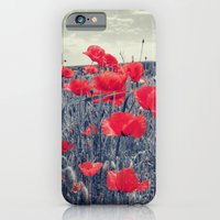 field of love iPhone 6 Slim Case