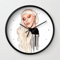 LG X AW Wall Clock