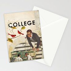 Welcome to... College Stationery Cards