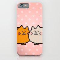 Romantic Cats iPhone 6 Slim Case