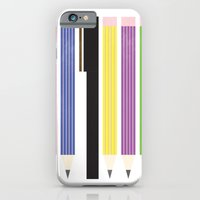 iPhone & iPod Case featuring Permanent by Smellissas