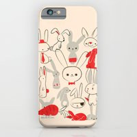 iPhone & iPod Case featuring Bunnies by Jay Fleck