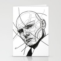 Billy Corgan Stationery Cards