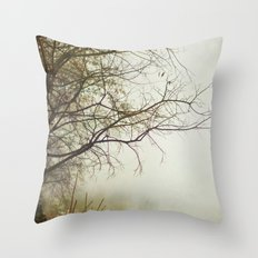 Escaping Into Your World Throw Pillow