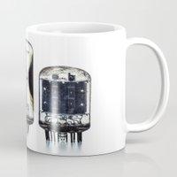 Vintage  Vacuum Tubes Mug