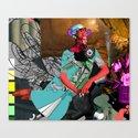 jellybean mistress Canvas Print
