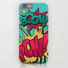 Comic Book Classic Pow! iPhone 6 Slim Case