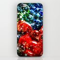 Christmas Sparkles iPhone & iPod Skin