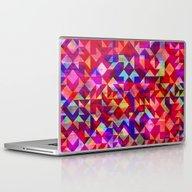 Geo Gem Laptop & iPad Skin