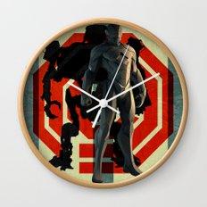 Detroit's Finest - OCP Robocop Wall Clock