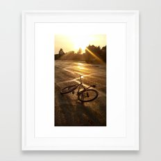 4th of the July Framed Art Print