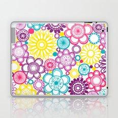 BOLD & BEAUTIFUL blooms Laptop & iPad Skin