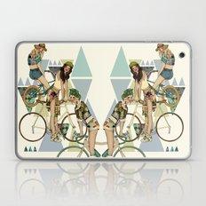 Bike Girls Laptop & iPad Skin