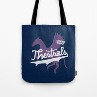 Thestrals Tote Bag