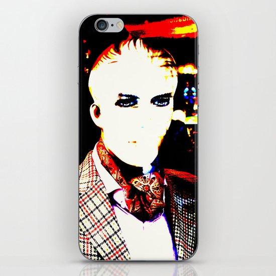 Lugosi Hits Town iPhone & iPod Skin
