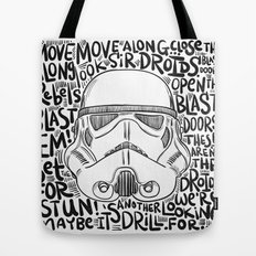 Look sir... Tote Bag