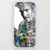 iPhone & iPod Case featuring Daryl Dixon by NKlein Design