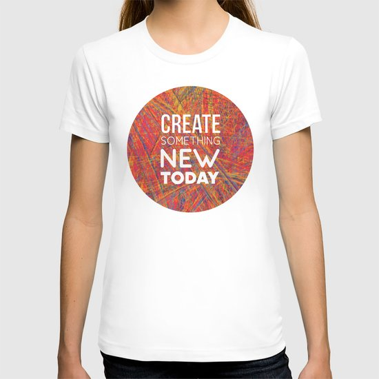Create! T-shirt