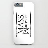 Worcester iPhone 6 Slim Case