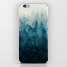 The Heart Of My Heart // So Far From Home Edit iPhone & iPod Skin