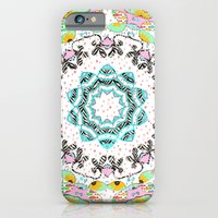 iPhone & iPod Case featuring eclectic summer prints by Pink grapes