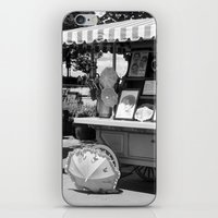 Artist Wagon iPhone & iPod Skin