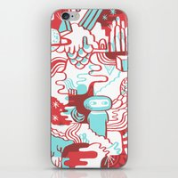 Space Deluxe iPhone & iPod Skin