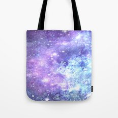 Grunge Galaxy Tote Bag