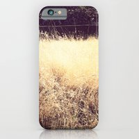 iPhone & iPod Case featuring Wheat by Liz Shattler